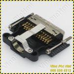 SM-50J MR-J3 CN1 SCSI-50P A2