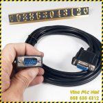 Cap noi HMI OP320-A voi board PLC FX A2